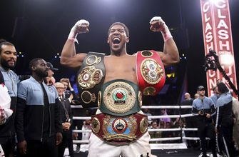 Joshua 2.0: British boxing star plots new path to dominance