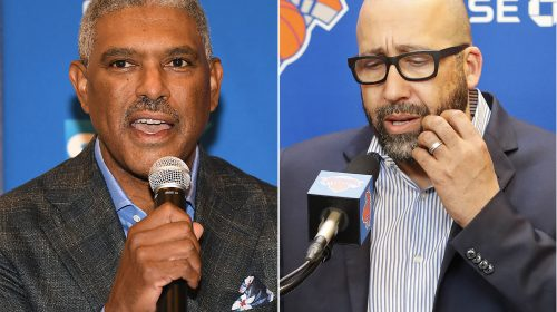 Knicks' final farewell to David Fizdale has telling omission