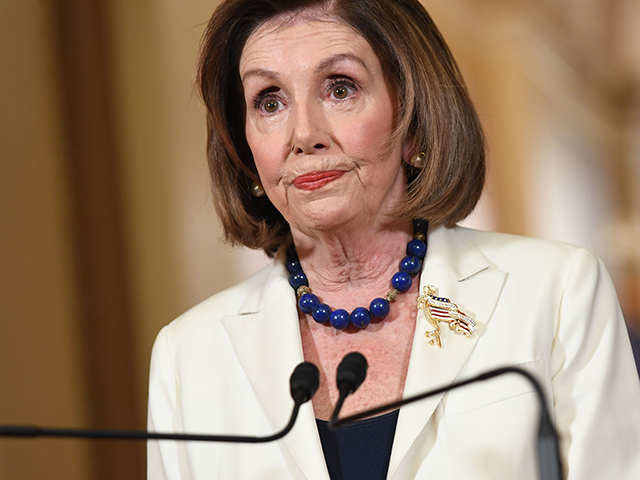 Nancy Pelosi Announces Democrats Will Begin Drafting Articles of Impeachment