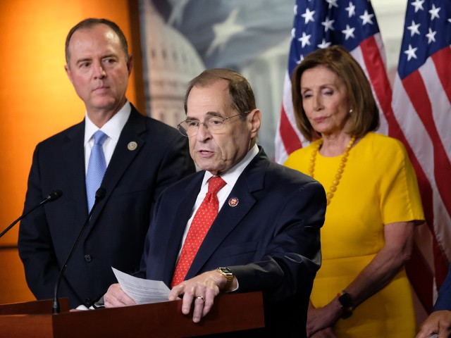 Report: Democrats Drop 'Bribery,' Mueller Report from Articles of Impeachment