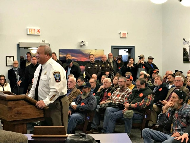 Virginia Sheriff Vows to 'Deputize Thousands' to Defend Gun Rights