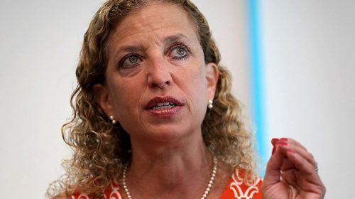 Wasserman Schultz on Impeachment: Trump Will 'Cower in a Corner' Due to His Guilt