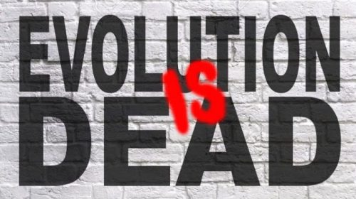 "Evolution ""Has Just Been Dealt Its Death Blow,"" Says This Famous Scientist"