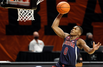 Bennedict Mathurin drops 31 points as Arizona dismantles Oregon State, 98-64