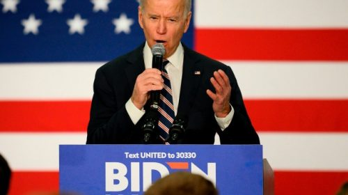 Biden Readying Legislative, Executive Blitz in Administration's First 10-Days