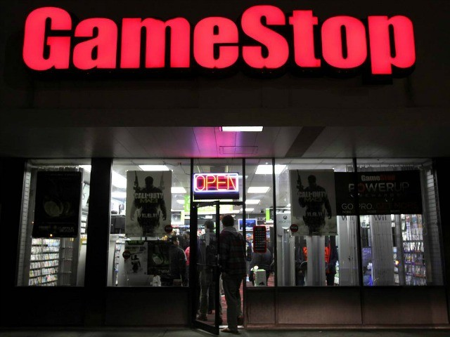 Bloomberg: Online Investing Forums Are Driving Stocks Like Gamestop 'to the Moon'