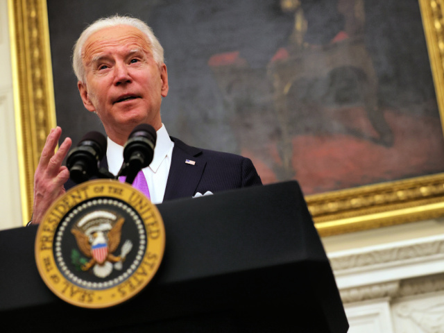 CNN's Blitzer: 'Encouraging' Biden Admin. 'Wearing Masks' and Showing You Have to