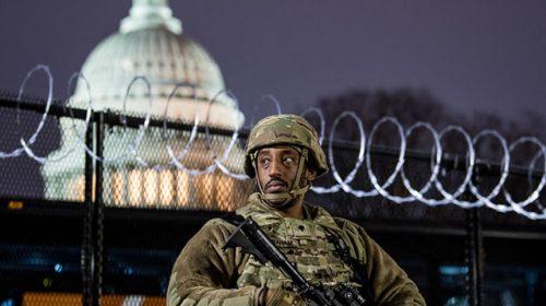 D.C. on Edge as Joe Biden's Unconventional Inauguration Looms Large