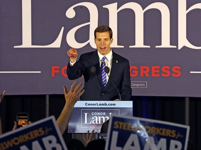Democrat Rep. Conor Lamb: Biden's Job-Killing Environmentalist Agenda Good for Pennsylvania