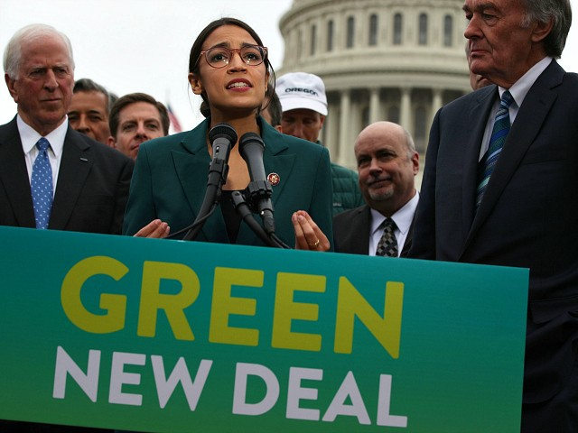 Democrats Block Motion to Preserve Budgetary Restraint on Green New Deal, Climate Proposals