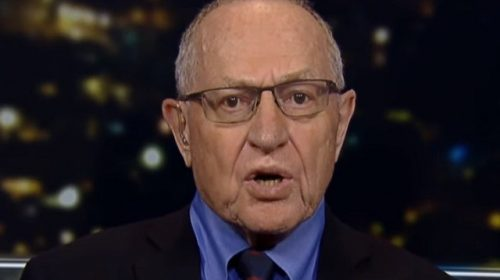 Dershowitz: Calls to Disbar Giuliani 'McCarthyism' -- 'I Would Defend Him to the Depths of My Being'