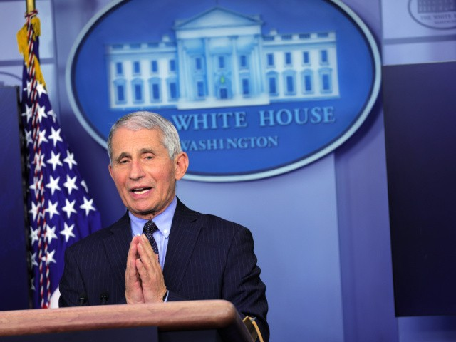 Dr. Fauci Admits Feeling Liberated Under Joe Biden's Administration