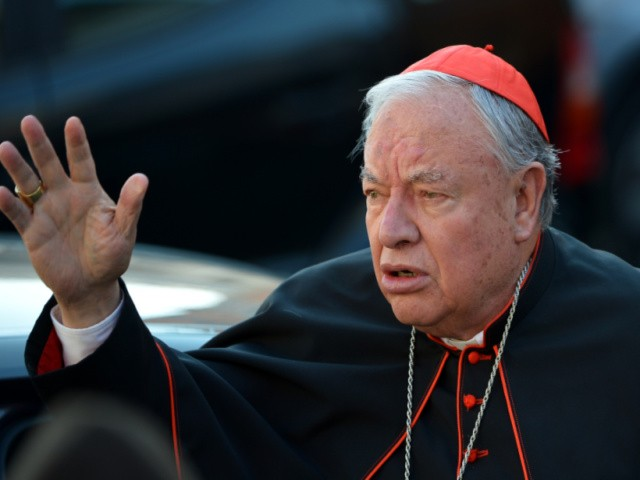 Facebook Censors Mexican Cardinal for Denouncing 'New World Order'