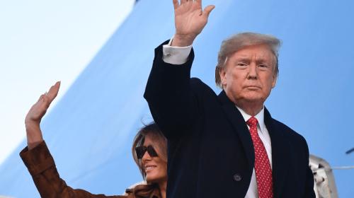 'Good Riddance!' China Celebrates Trump Departure