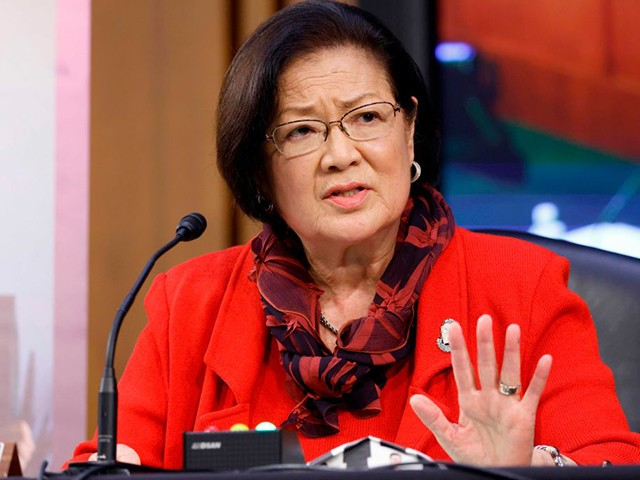 Hirono: Goal of Impeachment to Hold Trump Accountable, Stop Him from Ever Seeking Elected Office Again