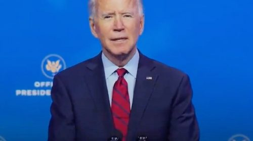 Joe Biden: Texas Congressman 'Not Very American' for Challenging Mask Mandate