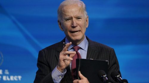 Joe Biden Unveils $1.9 Trillion Spending Plan