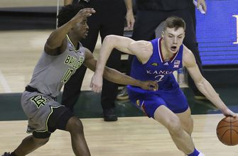 KU falls 77-69 to Baylor, drops consecutive Big 12 games for first time since 2013