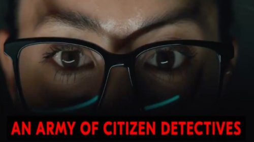 Left Calls for 'Army of Citizen Detectives' to Monitor & Report Trump Supporters
