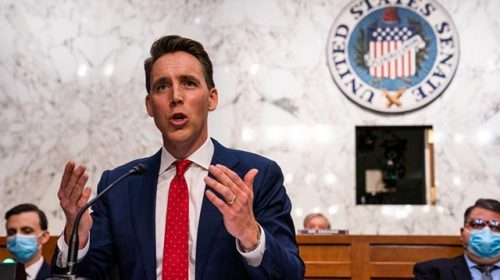 Loews Hotels Cancels Sen. Josh Hawley's Florida Fundraiser