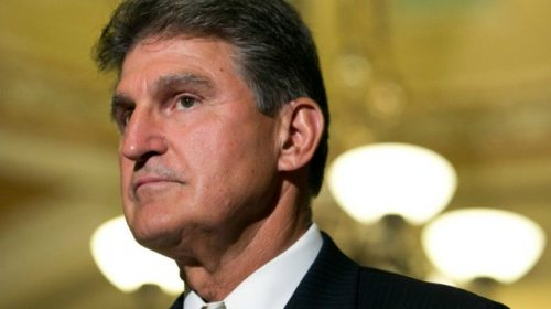 Manchin: I Support Deplatforming Trump, Might Give GOPers 'Support That They Can Be Free'