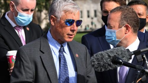Michigan County GOP Unanimously 'Censures and Condemns' Rep. Fred Upton over Impeachment Vote