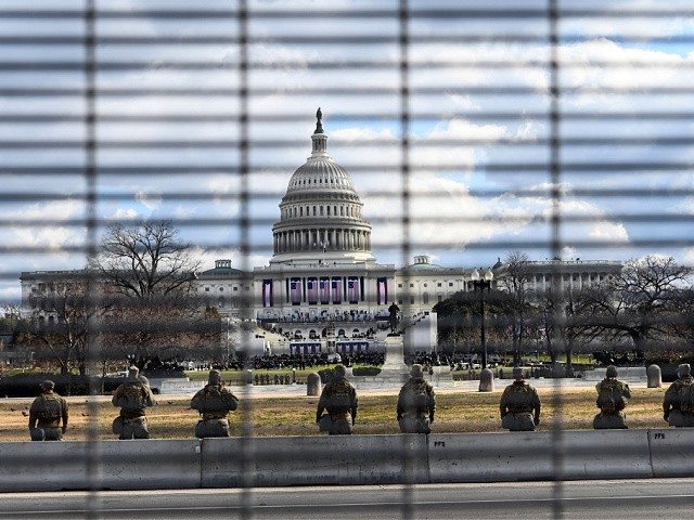 National Guard Forced to Evacuate Capitol Grounds After Alleged Mask Complaint by Democrat Congressman