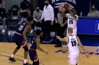 Nevada takes down Fresno State, 73-57, for seventh-consecutive win