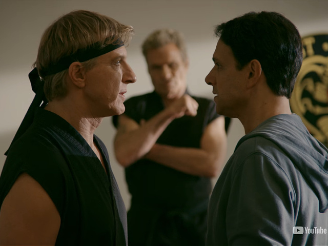 Nolte: Woke Nazis Target 'Cobra Kai' for Destruction as Too White