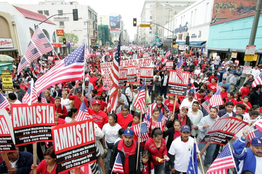 NRSC: Democrats 'Embracing' Amnesty 'Day One' of Joe Biden's Administration