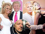 Pamela Anderson seeks pardon for Julian Assange from Donald Trump