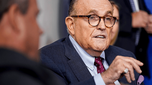 Poll: Rudy Giuliani More Popular with New Yorkers than Mayor Bill de Blasio