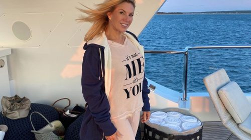 Ramona Singer spotted in St. Barts amid 'RHONY' COVID-19 production break