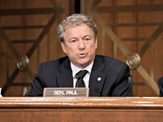 Rand Paul: Impeachment Trial 'Dead on Arrival' -- Democrats 'Don't Have the Votes to Win'