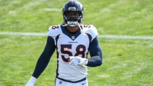 Report: Denver Broncos Linebacker Von Miller Under Criminal Probe
