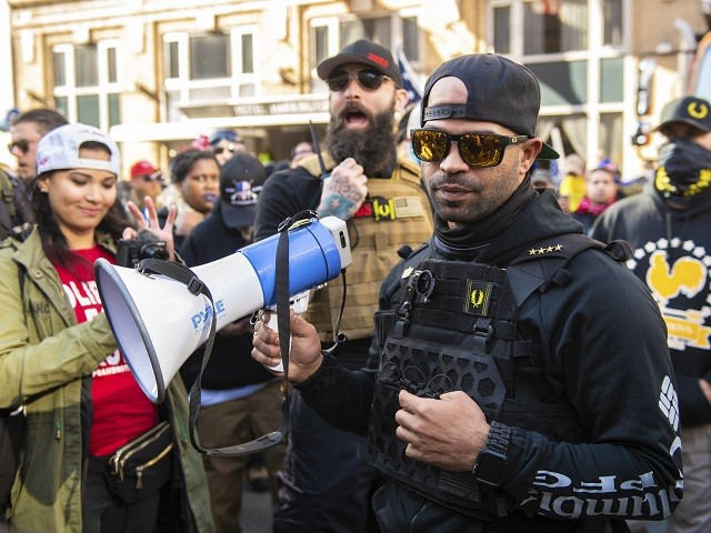 REPORTS: Proud Boys Leader Was FBI Informant Years Ago