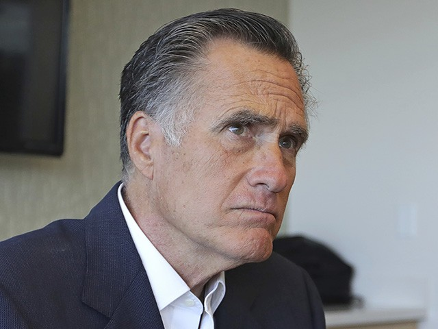Romney: Trump's Impeachment Is Important to Bring 'Unity in Our Country'