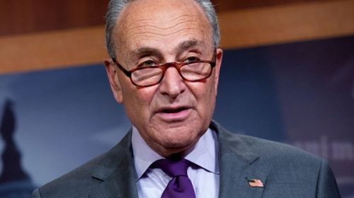 Schumer Calls on GOP Colleagues to Join in 'Convicting' Trump -- 'Most Despicable Action Any President Has Ever Taken'