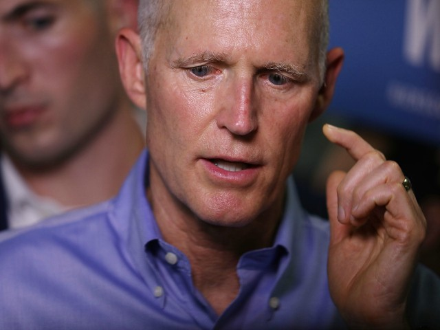 Sen. Rick Scott: 'We Should Not Have Florida Taxpayers Bailing Out New York'