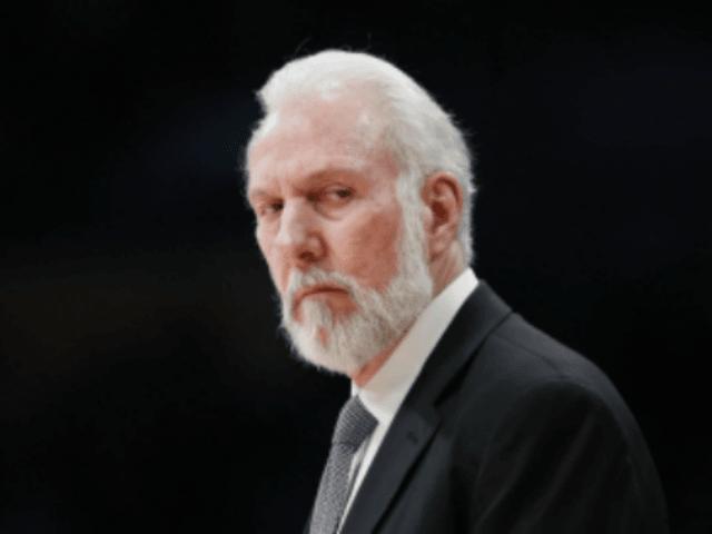Spurs Coach Gregg Popovich Praises Second Impeachment: 'Good Move'