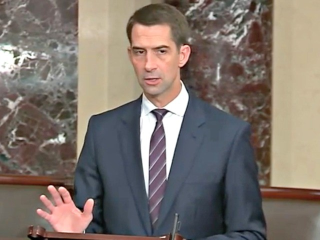 Tom Cotton: Biden Admin Trying to 'Deflect Blame,' 'Lower Expectations' by Criticizing Trump Vaccine Rollout