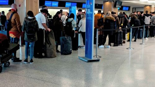 TSA Reviews 'Hundreds' of Travelers to Possibly Bar Ahead of Inauguration