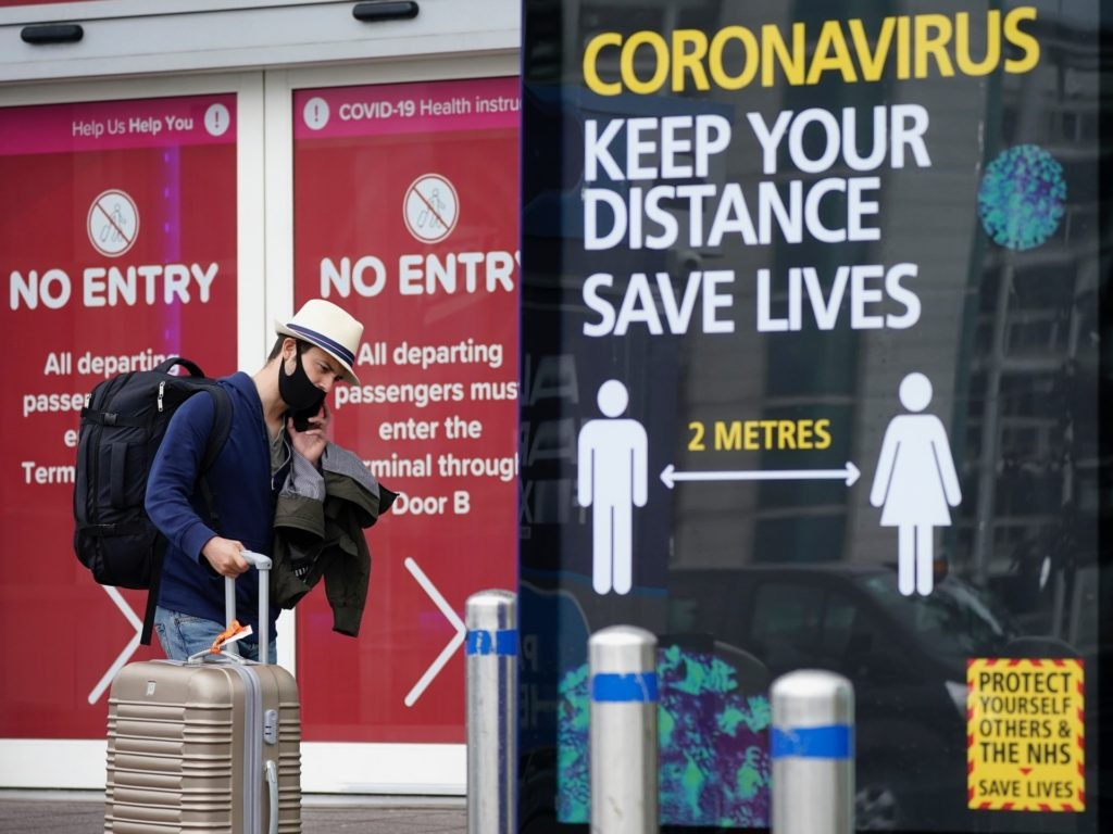 Vaccine Passports Trialed in the UK, as EU Leaders Push for 'Standardised' COVID Travel Passes