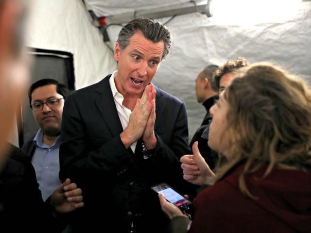 Gavin Newsom's 'Nightmare Scenario': 'A Candidate with Extraordinary Star Power'