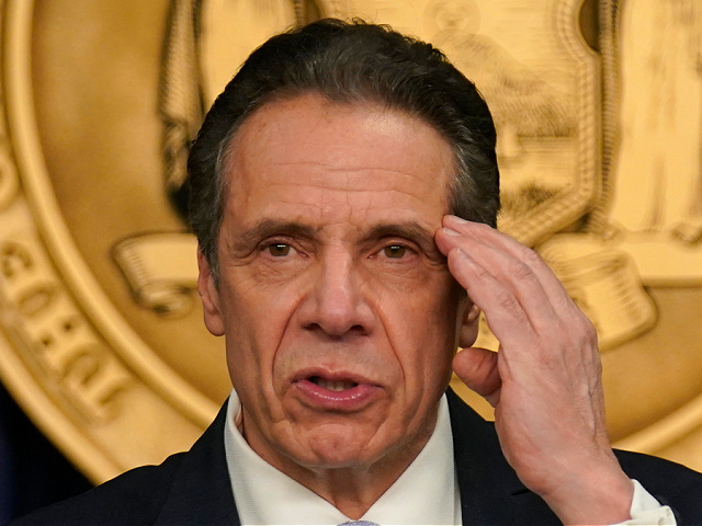 Poll: Andrew Cuomo Approval Plummets, Supermajority Want Him Not to Run for Reelection