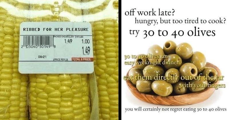 40 Food Memes Both Funny & Cursed