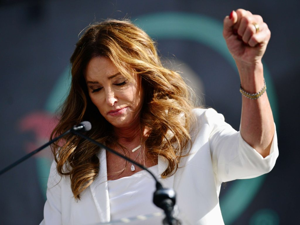 Caitlyn Jenner Vows to 'Put an End to Gavin Newsom's Disastrous Time as Governor'