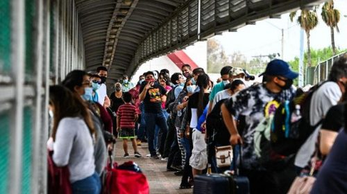 Texas Sues Biden for Exempting Border Crossers from Coronavirus Rules