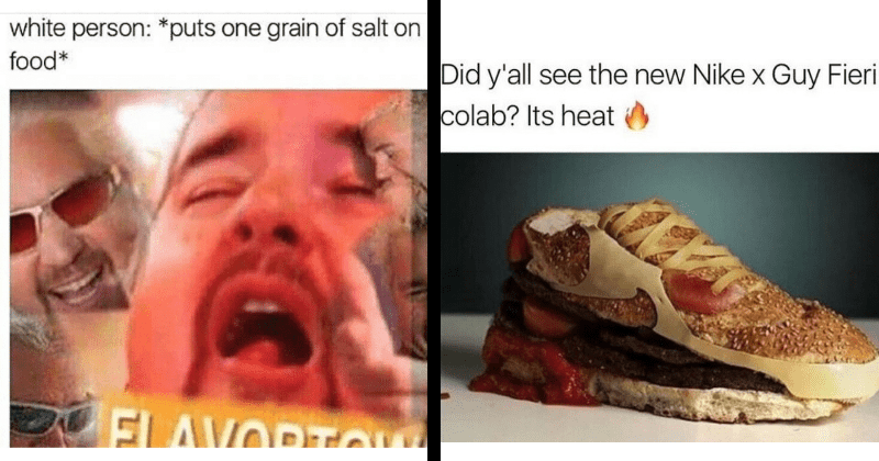 A Tribute To The Funkalicious Memes Of Guy Fieri