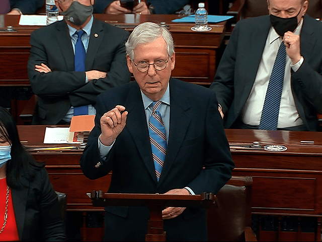 McConnell on Israel: 'Let's Leave No Doubt Where America Stands'